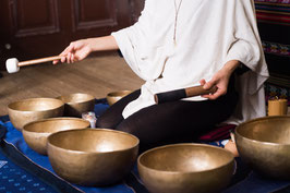Sound Healing/Therapy Sessions