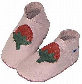 Lederstrumpf Erdbeere, rosa