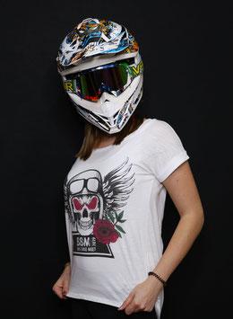 BBM Vokuhila Shirt Damen