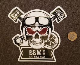 BBM Bikedecor Sticker