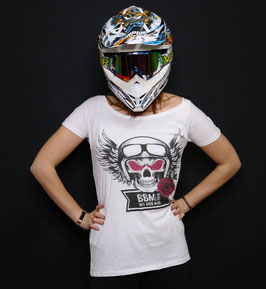 BBM Offshoulder Shirt Damen