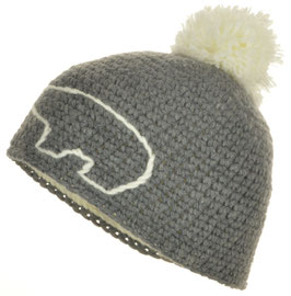 Eisbär Mütze Jay Pompon