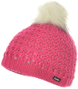 Eisbär Mütze Kids Shania Lux Crystal