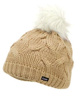 Eisbär Mütze Albina Lux