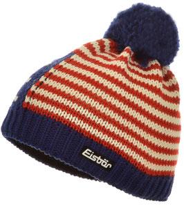 Eisbär Mütze Duke Pompon