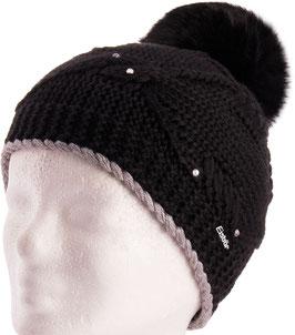 Mercy Fur Crystal Eisbär Mütze