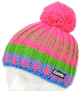 Lesly Pompon Eisbär Mütze