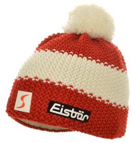Eisbär Mütze Star Pompon ÖSV Skipool | viele Farben