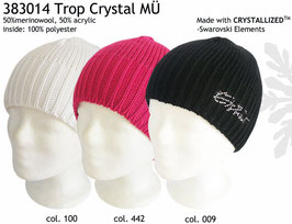 Trop Crystal Eisbär Mütze
