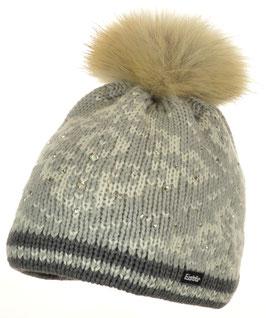 Eisbär Mütze Dalia Fur Crystal