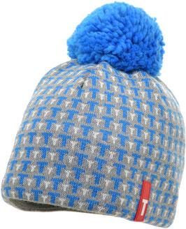 Eisbär Mütze Frosty Pompon Tirol