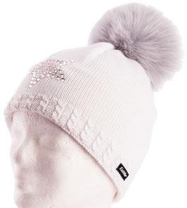 Selina Fox Crystal Eisbär Mütze