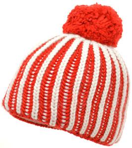 Tabea Pompon Eisbär Mütze