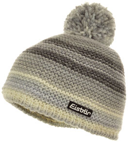 Eisbär Mütze Kunita Pompon XL