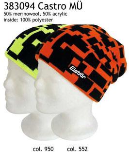 Castro Eisbär Mütze