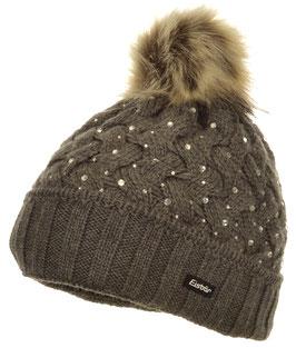 Eisbär Mütze Alice Lux Crystal