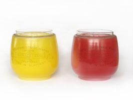 Glas farbig für Feuerhand 276 NOS