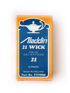 Docht für Aladdin No 21