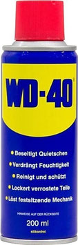 WD40 Classic Multifunktionsspray