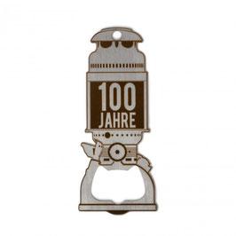 """Petromax Flaschenöffner """"100 Jahre"""""""