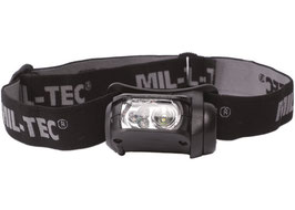 Stirnlampe 4-Farb-LED