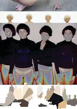 """Sanja Zdrnja - """"Collage Nr.3"""""""