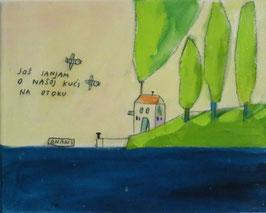 """Ana Kolega - """"Ich träume noch immer von unserem Haus auf der Insel"""""""