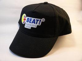 BEAT! Kappe schwarz