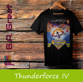 Thunderforce IV T-Shirt