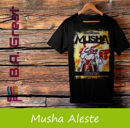 MUSHA Aleste T-Shirt