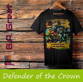 Defender of the Crown T-Shirt
