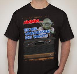 Atari 2600 nie vergessen T-Shirt