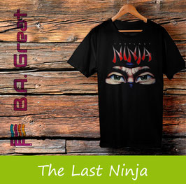The Last Ninja T-Shirt