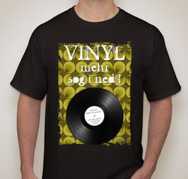 Vinyl mehr sog i ned T-Shirt