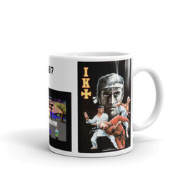 Tasse IK+ 1987 International Karate+