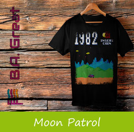 Moon Patrol T-Shirt