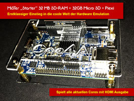 MiSTer FPGA Emulation One4All
