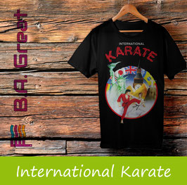 International Karate T-Shirt