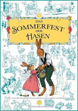 Das Sommerfest der Hasen_Poster. P0S13.
