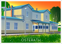 Poster Osterath. P0S21.
