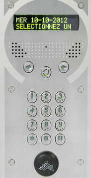 Interphone numérique
