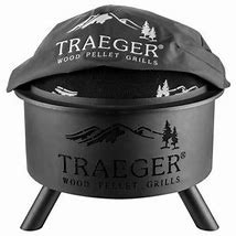 Traeger Fire Pit inkl. Cover