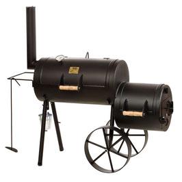 "Joe´s BBQ Smoker 16""Wild West"