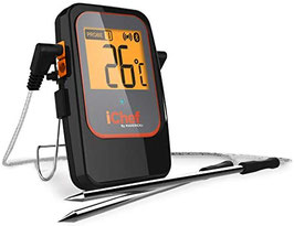 Maverick BT-600 Bluetooth Extended Range Barbecue Thermometer Grillthermometer JS-33599