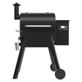 TRAEGER Pro D2 575 Pellet-Grill + Abdeckhaube gratis.