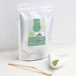 Matcha culinaire Tai Shan bio