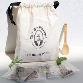 Le Pochon de bouillons by Chic des Plantes !