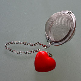 """Filtre à thé """"Love"""""""
