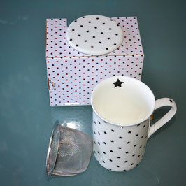 "Herb Tea Cup ""Star"""
