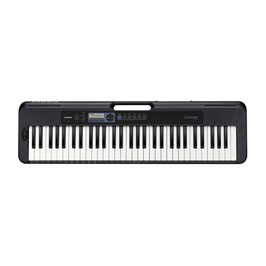 CASIO KEYBOARD 5 OCT. FULL SIZE INCL. ADAPTER CT-S300